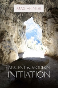 Cover of Max Heindel's Book Ancient and Modern Initiation