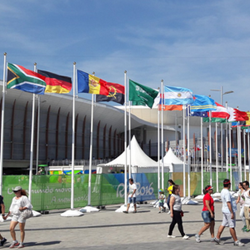 Estos son los nuevos emojis de Twitter para los Juegos Olímpicos 2016