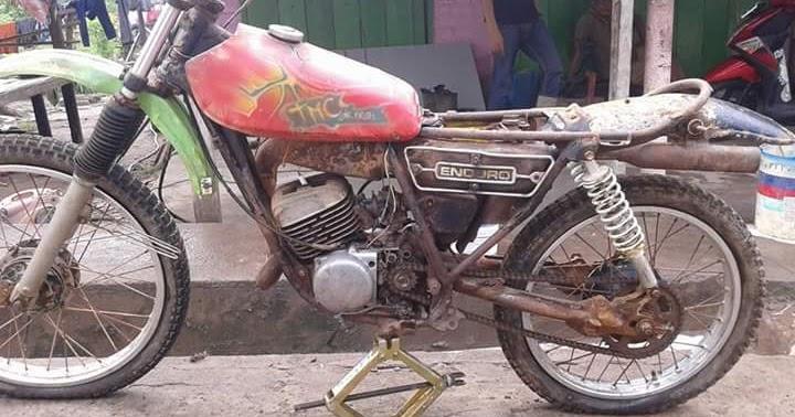 Bahan Trail Jadul DT100 Yamaha - PALEMBANG - LAPAK MOBIL ...