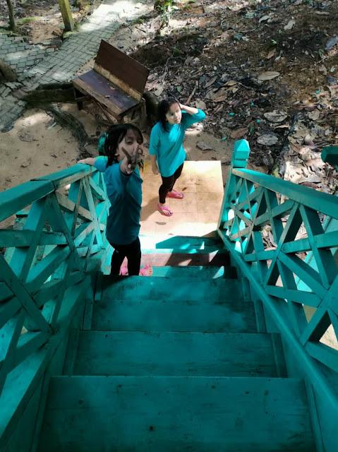 Pengalaman Bercuti Ke Stong Resort Hill Dabong Kuala Krai Kelantan