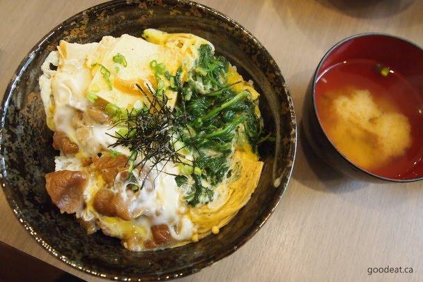 Oyako & Sukiyaki @ Kita No Donburi — good eat | janice leung