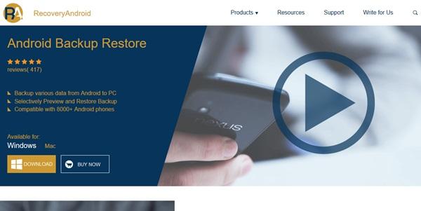 Untuk kau ketahui mencadangkan atau backup data menyerupai kontak 5 Cara Backup & Restore Data Android ke PC