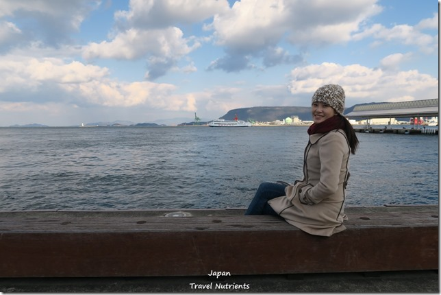 高松 無料免費展望台和高松港 (31)