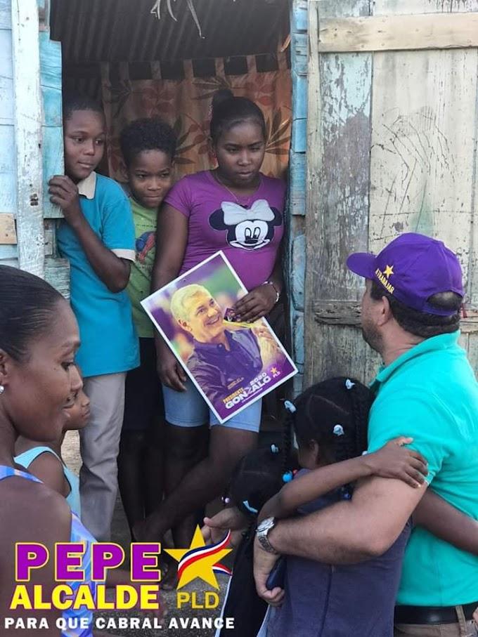 Candidatura de Rafael Ferreras Pepe indetenible en el municipio de Cabral