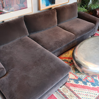 Room & Board 10' Sectional Sofa
