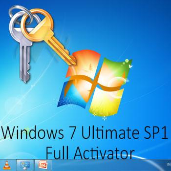 activator windows 7 sp1