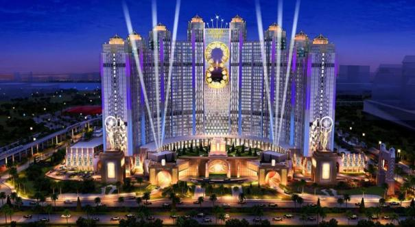 Studio City Hotel - Macau