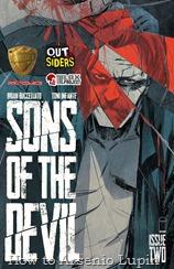 Actualización 17/06/2017: Heisenberg y Huascaj nos traen el numero 2 de Sons of The Devil.