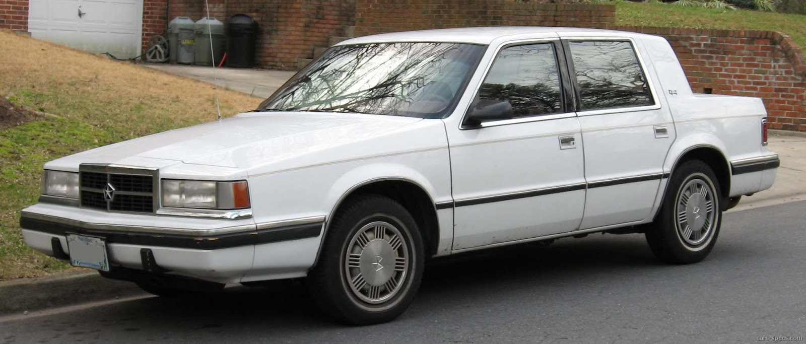 1993 dodge dynasty le sedan 3 0l v6 4 speed automatic