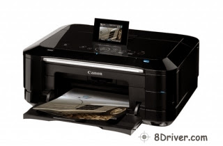 download Canon PIXMA MG8120 printer's driver