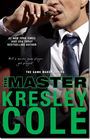 Review: The Master (The Game Maker #2) by Kresley Cole | About That Story