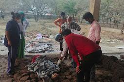 रायपुर में डॉक्टरों की लापरवाही: जीवित महिला को मृत बता कर कर रहे थे अंतिम संस्कार, जब अलचल हुई तो वापस अस्पताल भेजा, बच न सकी महिला