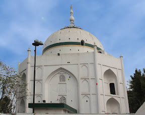 Tomb of Hazraat Eishan died 1642