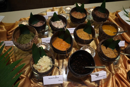 Brunei Sungkai 2015: Tasek Brasserie at Radisson Hotel