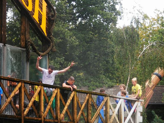 Uitje actieve jeugd H. Willibrordusparochie - P9070646.JPG