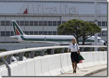 Dipendenti Alitalia rifiutano schiavismo