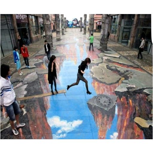 生活App|街头艺术3D LOGO-3C達人阿輝的APP