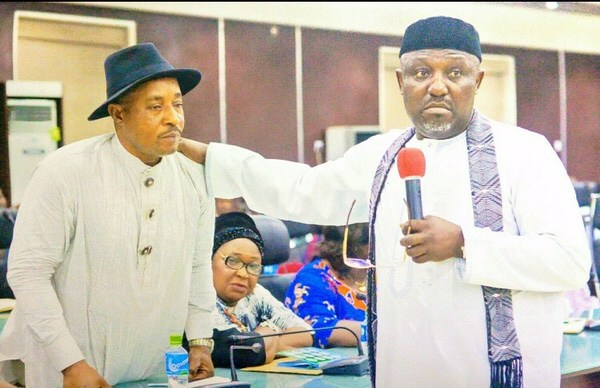 Imo State Commissioner Robbed & Threatened With Guns By SARS Operatives