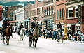 cripple creek colorado parade