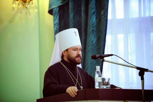 Metropolitan Hilarion Speaks On The Coming Holy And Great Council Of The Orthodox Church