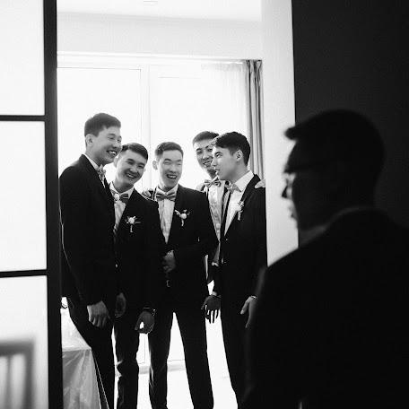 Wedding photographer Rafael Minnebaev (Raffael). Photo of 07.11.2017