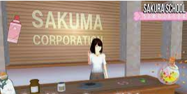 ID Sakuma Corporation Di Sakura School Simulator