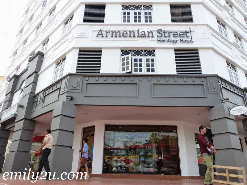 Armenian Street Heritage Hotel, Penang