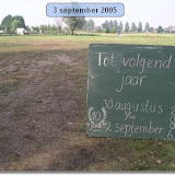 zaterdag 2005