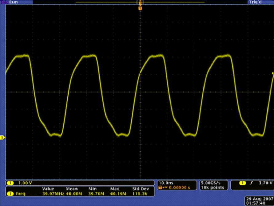 Oscilloscope Y Axis : Joel avrunin s effective bits of knowledge the world