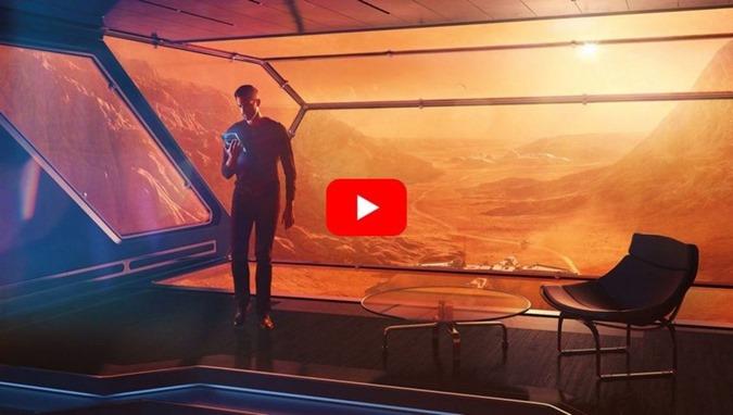 Marte é habitado por seres humanos e híbridos extraterrestres