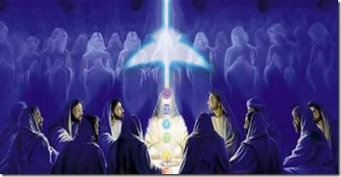 El hijo de Dios Maestro ascendido autorealizado