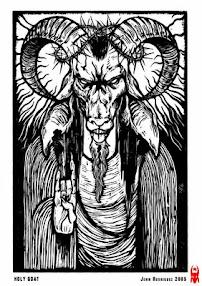 Cover of Michael Aquino's Book Diabolicon