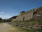 Atzteken Ruienen Monte Alban, Oaxaca