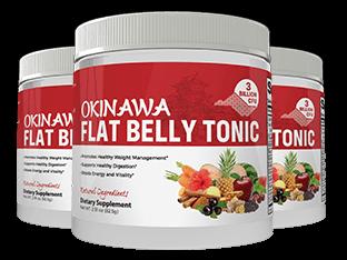 Weight Loss Flat Belly Tonic Okinawa