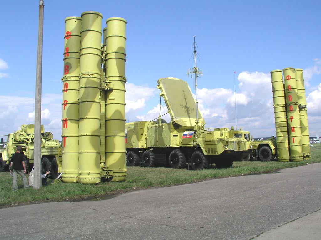 S 300 missile systems vs patriot - S 300pmu2 Favorite