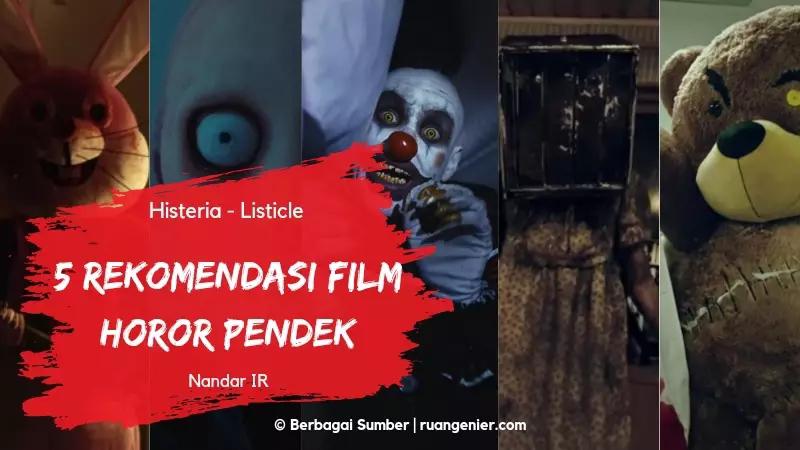 rekomendasi film pendek horor