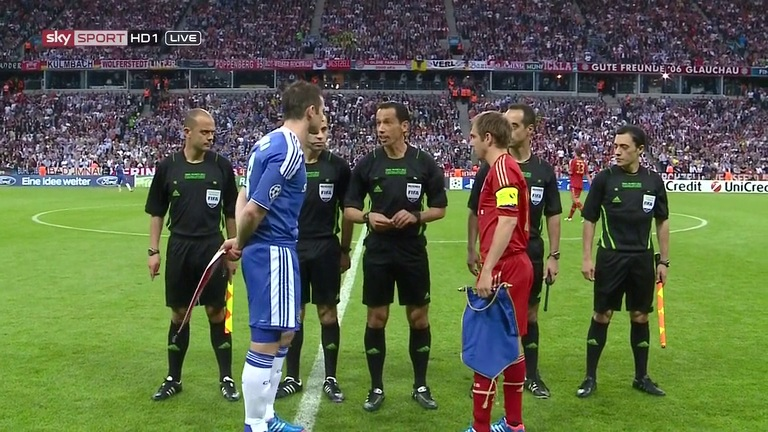 Bayern München - Chelsea