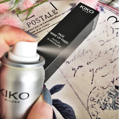 KIKO Face Makeup Fixer