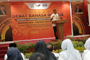 Dinas Pendidikan Aceh Gelar Lomba Debat Bahasa Inggris Tingkat SMK Se-Aceh.