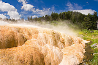 Photo: Candyland, Yellowstone National Park, WY