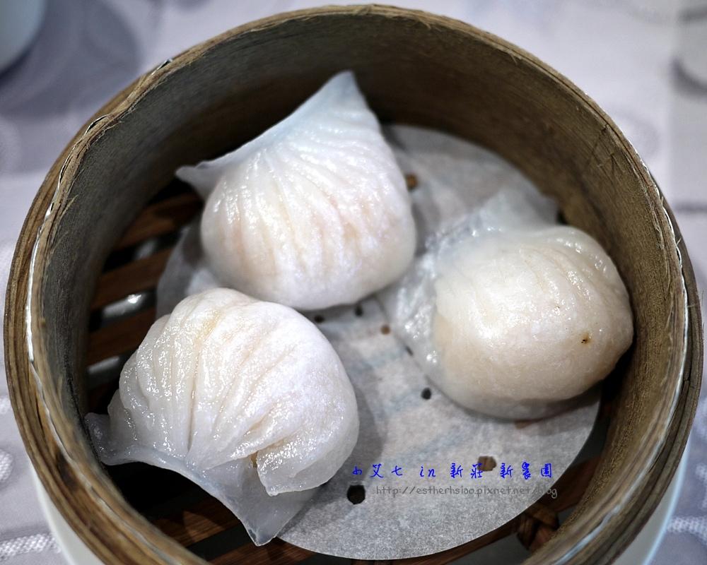 31 晶瑩鮮蝦餃