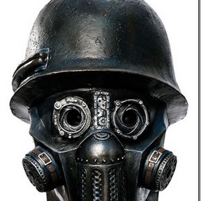 Gratis, máscara de gas para imprimir