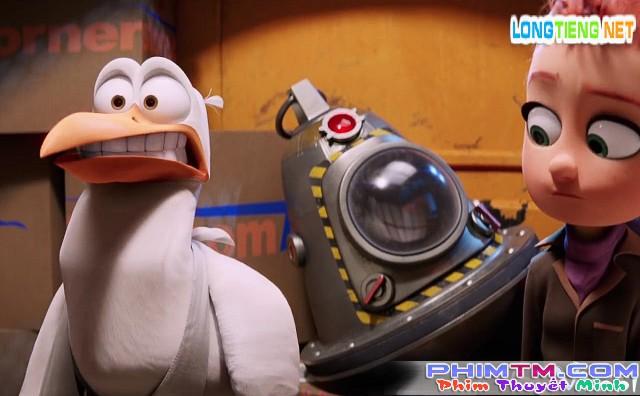 Xem Phim Tiểu Đội Cò Bay - Storks - phimtm.com - Ảnh 2
