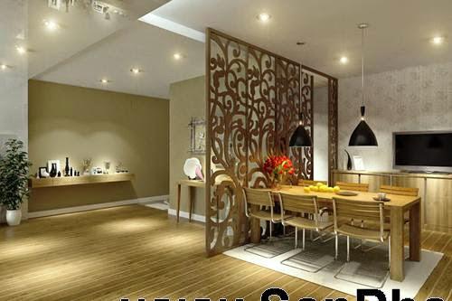 Bài trí nội thất cho chung cư 172 m2-4