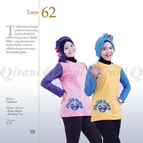 Qirani Couple Anak Remaja
