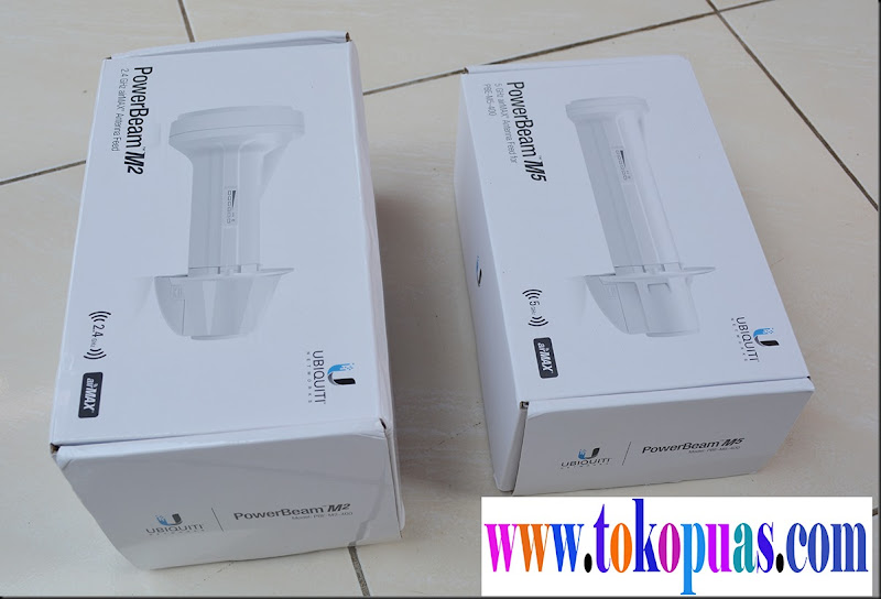 antena wifi powerbeam m2