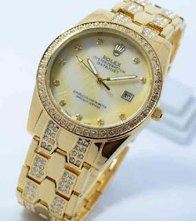 Jual Jam Tangan Rolex datejust ring