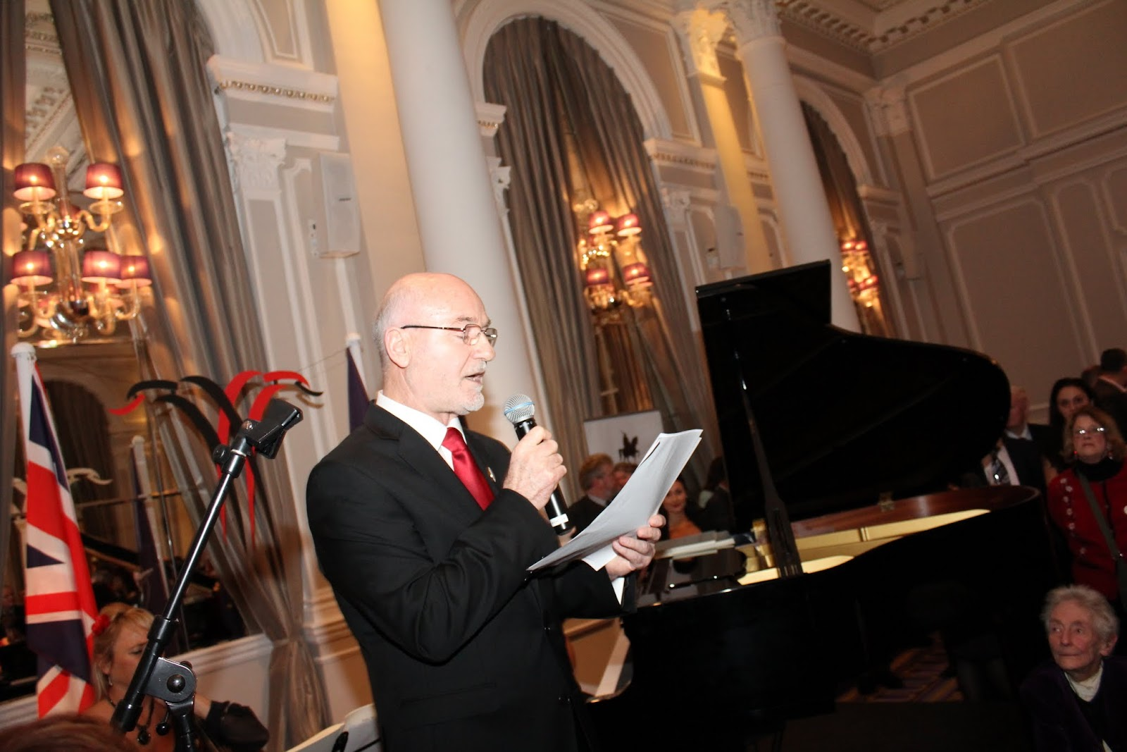100th Anniversary of Albania's Independence - organised by Embassy of Albania in London