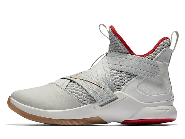 Nike Uses Popular Energy Look for Upcoming LeBron Soldier 12 Release