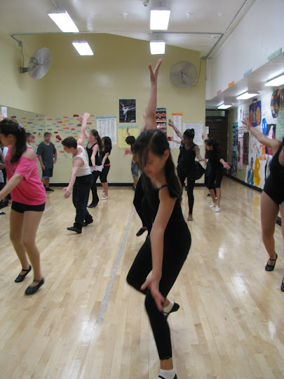 LaGuardia Arts HS Audition Tomorrow! What should I expect? (Dance Student)?